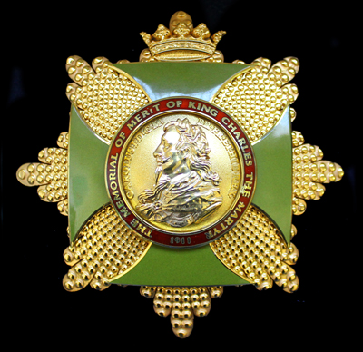 Centenery Breast Badge