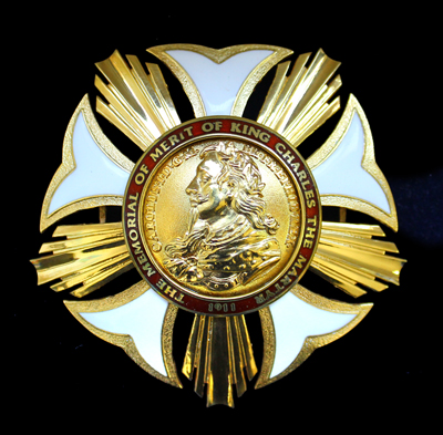 Chapter Breast Badge