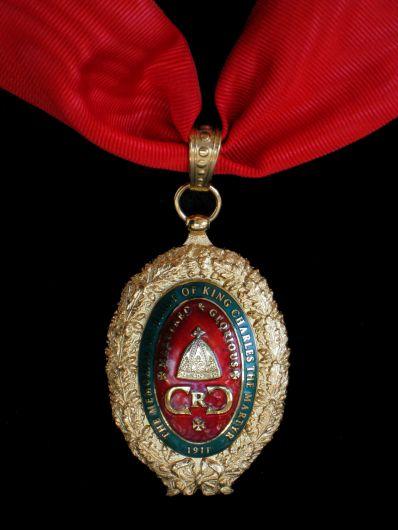 Companion Neck Badge